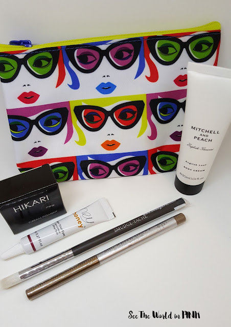 January Ipsy Glambag - Review and Unboxing