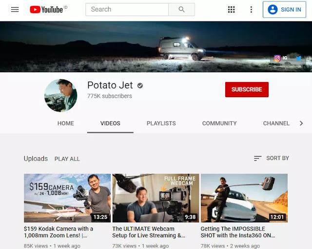 Channel YouTube Untuk Belajar Fotografi dan Videografi-1