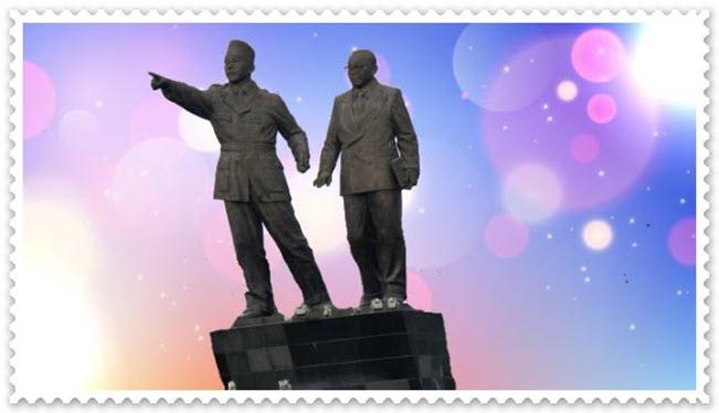 Patung Soekarno Hata