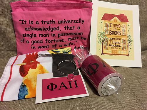 Phi Alpha Pi Prize Pack Giveaway