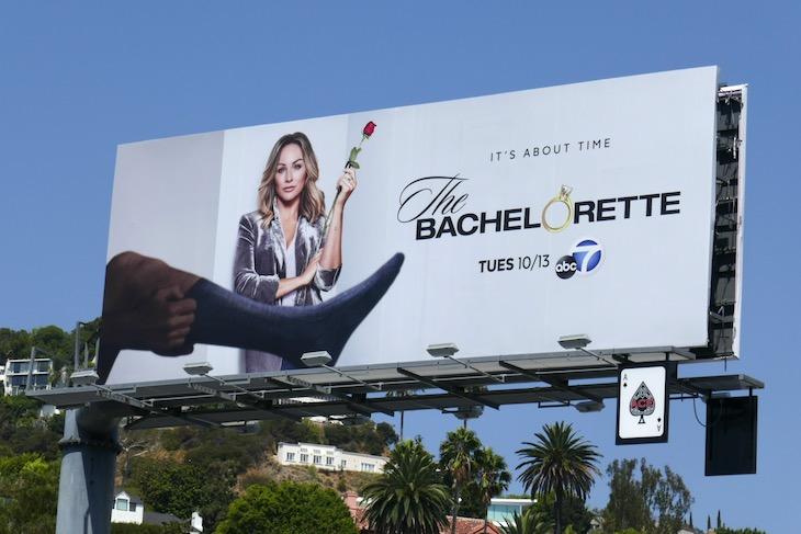 Bachelorette season 16 Graduate spoof billboard