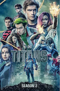 Download DC Titans Season 2 Dual Audio Hindi WEB-DL 720p