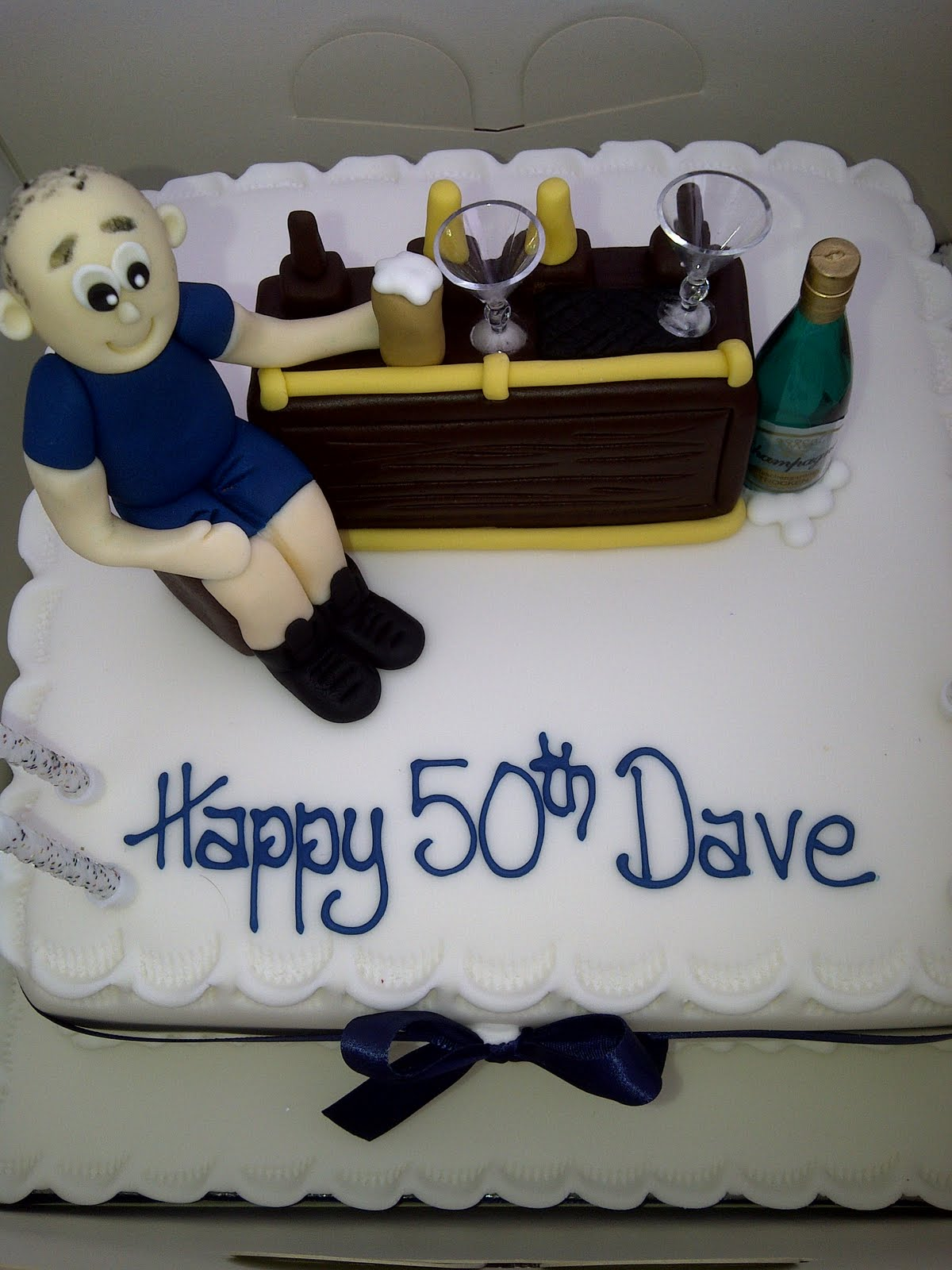 Birthday Cakes For Dave