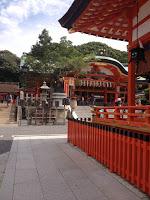 alcuni templi del complesso