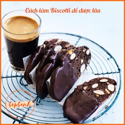 3 công thức làm bánh Biscotti 2