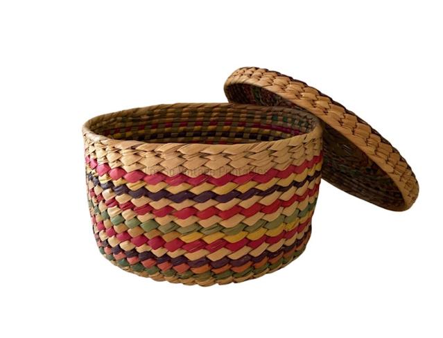 vintage etsy basket