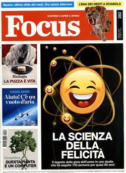 Focus, magazine italien