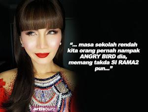 "Thumbnail image for ""Kita Pernah Nampak 'Angry Bird' Nur Sajat, Memang Tiada 'Si Rama-rama' Pun"""