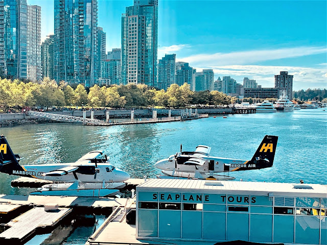 Harborseaplanes, Vancouverharbor, coalharbor, Mapleleopardtravelblog