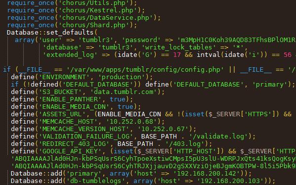 Test Server Vulnerability