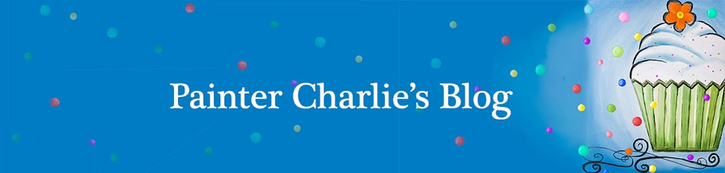 Painter Charlie's Blog