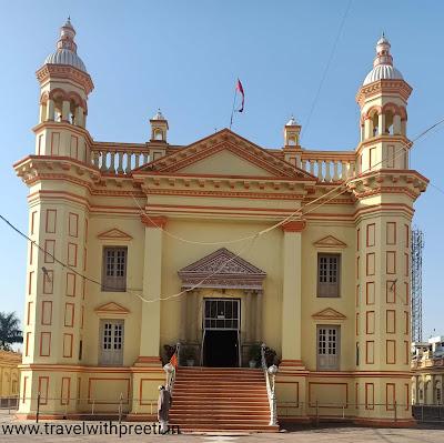 बलदेव जी मंदिर पन्ना - Baldeoji Temple Panna