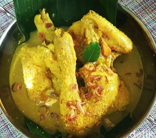 Chicken Opor Recipe