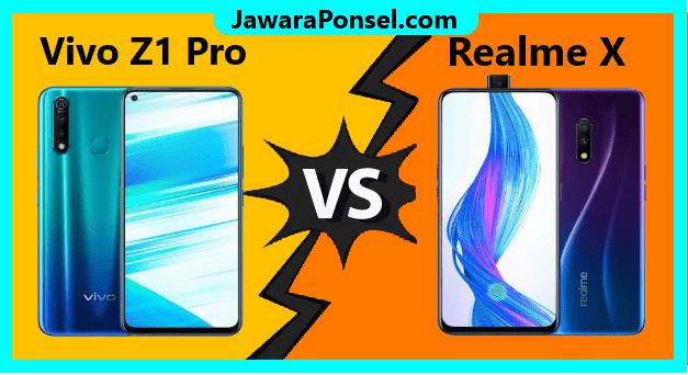 Perbandingan Vivo Z1 Pro dan Realme X