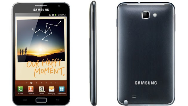 Rom full files Samsung Galaxy Note (SM-N7000)
