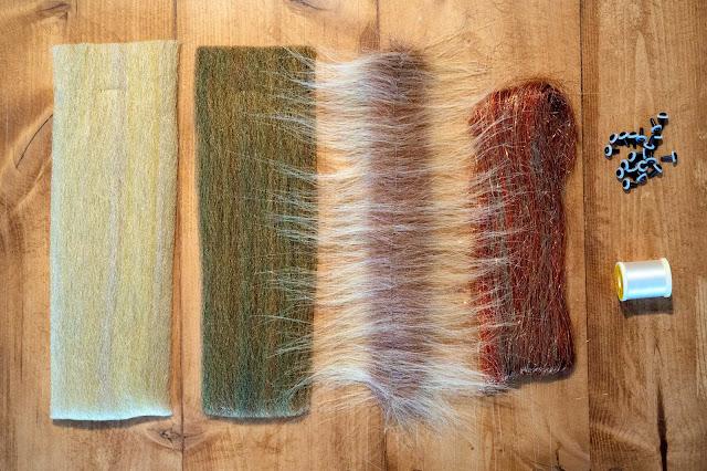 239 FLIES - EP Half & Half Minnow Tutorial & DIY Kits