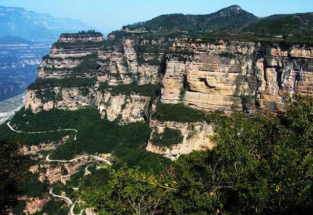 Montanhas Taihang – China