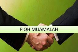 Fiqih Muammalah