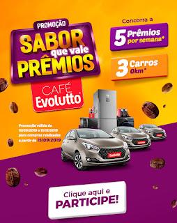 Promoção Café Evolutto  2019