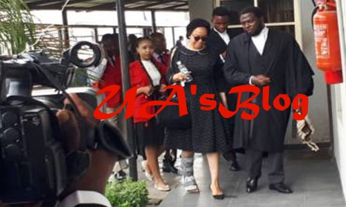 Buhari Has Sacked You, Judge Tells Ofili-Ajumogobia ….Ex-Judge's Trial Begins October 24