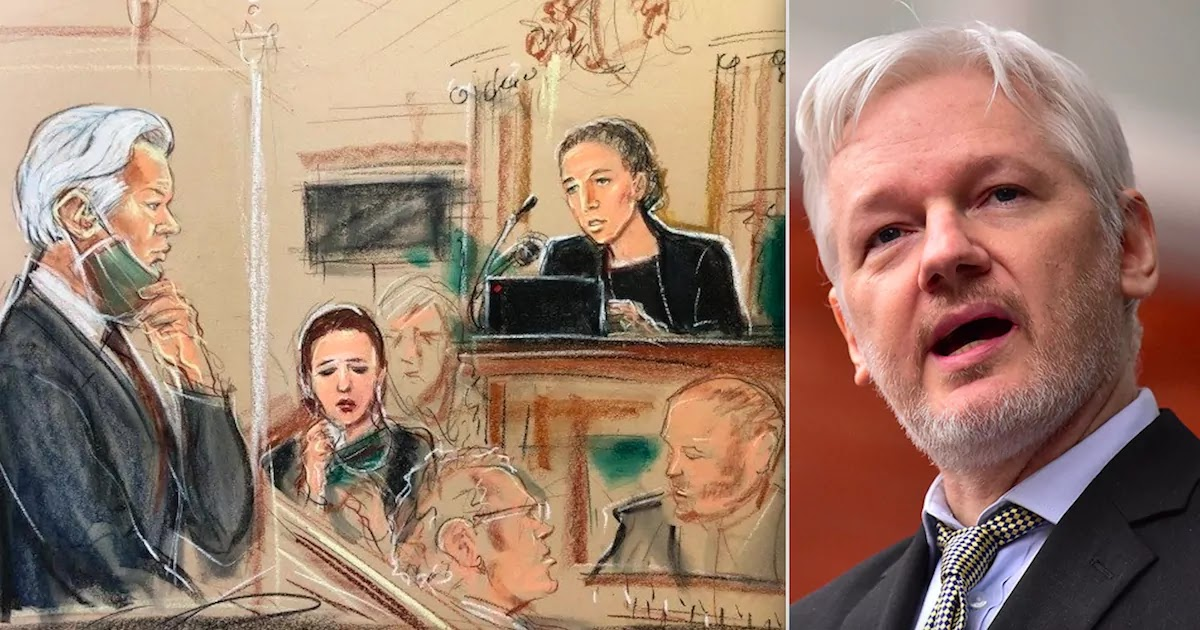 British Judge Refuses To Extradite WikiLeaks Founder Julian Assange To The US On Mental Health Grounds