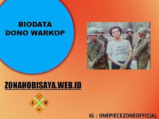 PROFIL : DONO WARKOP