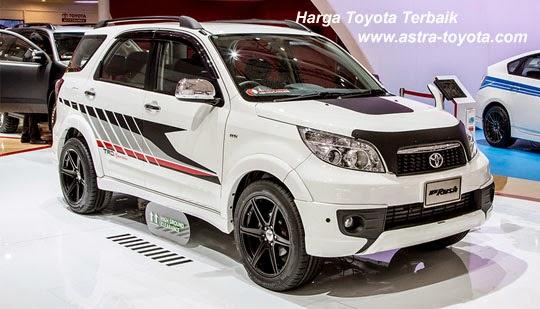 Harga Mobil Toyota Rush 2015 Baru dan Bekas di Surabaya