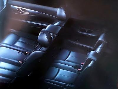 Gambar Desain Interior Nissan X-Trail