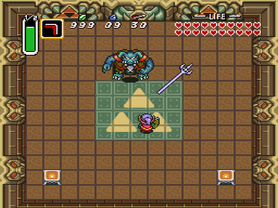 The Legend of Zelda: Link to the Past screenshot 3