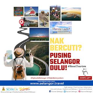 Taman Eko Rimba Kanching dan Chongkak Park & Resort Dah Buka Semula!