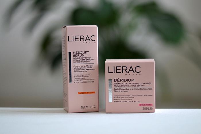 cura della pelle Lierac