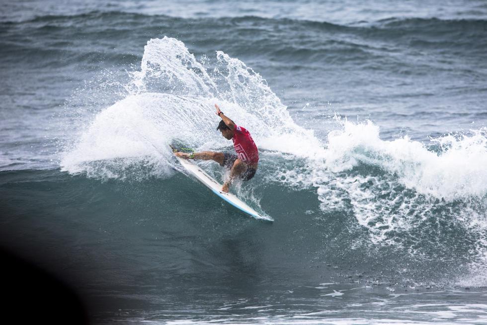 5 Hodei Collazo EUK Martinique Surf Pro foto WSL Poullenot Aquashot
