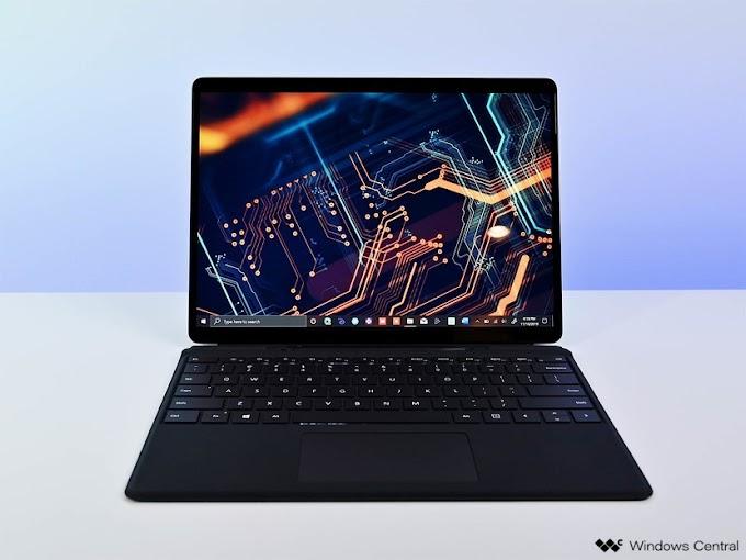 Sorteio de Um Surface Pro X!