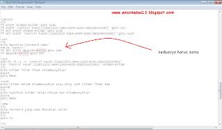 Cara Ampuh Menyembunyikan Folder dan File