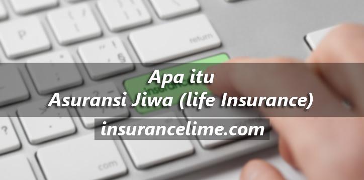 Apa itu Asuransi Jiwa?