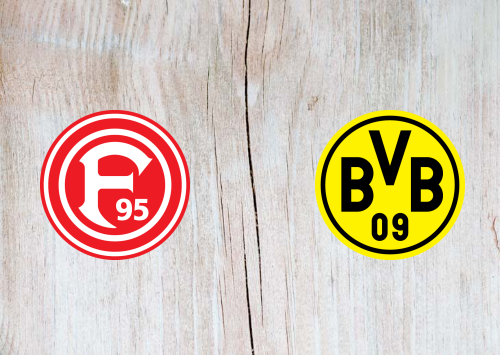 Fortuna Dusseldorf vs Borussia Dortmund -Highlights 13 June 2020