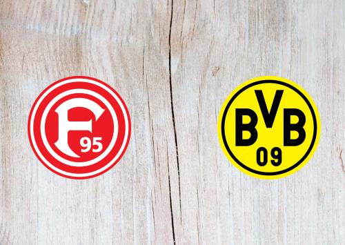 Fortuna Dusseldorf vs Borussia Dortmund -Highlights 13 June 2020