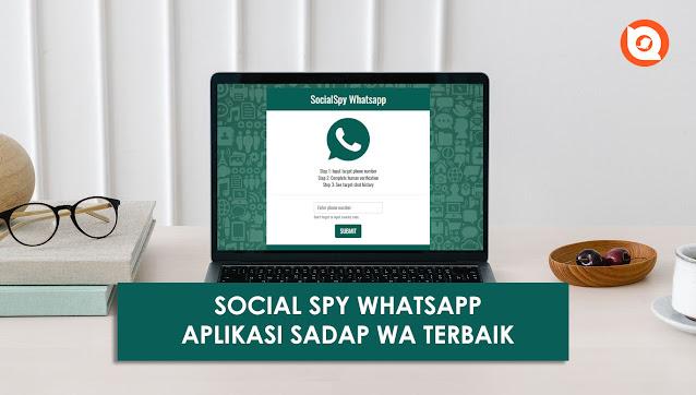 Socialspy Whatsapp terbaru