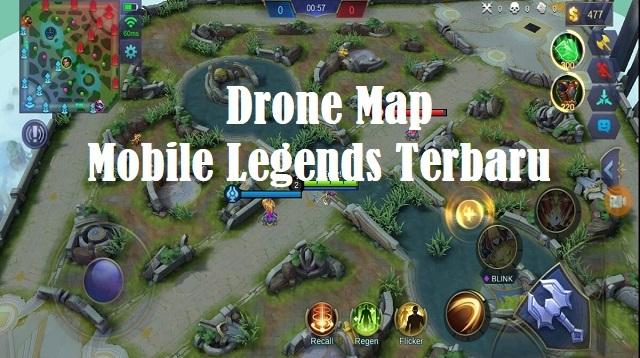 Drone Map Mobile Legends Terbaru