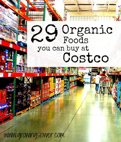Costco Organic Food List - 29 Best Foods to buy at Costco