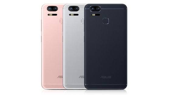 Asus ZenFone 3 Zoom comes in three color variants