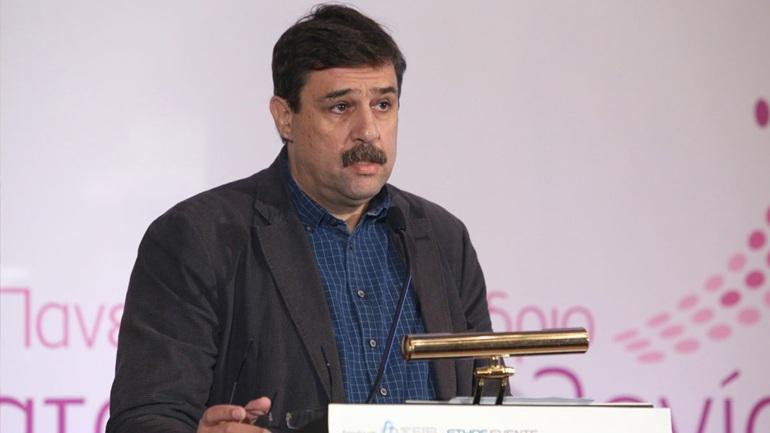 Ο Υπουργός Υγείας Ανδρέας Ξανθός στις 18 Ιανουαρίου σε Λάρισα και Βόλο
