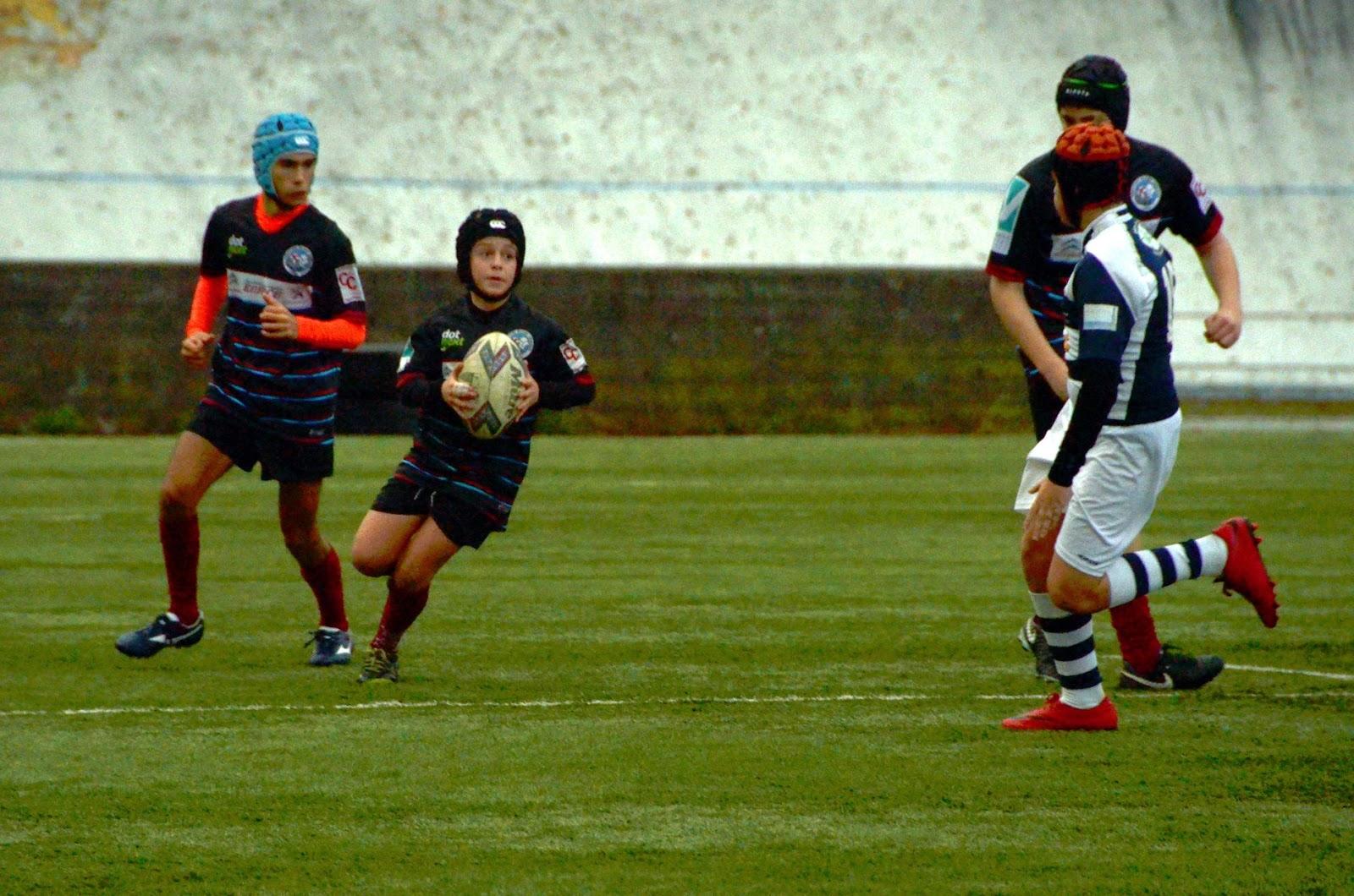 Velocità di incontri di rugby