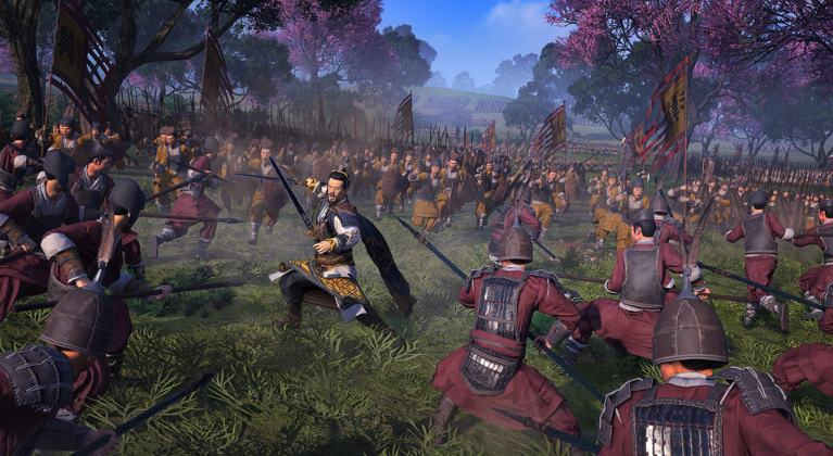 Total War Three Kingdoms PC Full Español