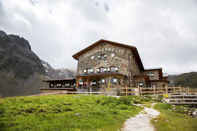 WildeWasserWeg  Dresdner Hütte - Sulzenau Hütte - Grawa Wasserfall  Stubaital 15