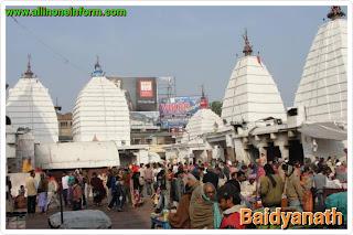 Baidyanath – Deoghar In Jharkhand.