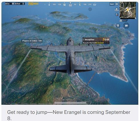 PUBG Mobile New Era: Erangel 2.0 güncelleme tarihi, yeni özellikler ve fragman açıklandı