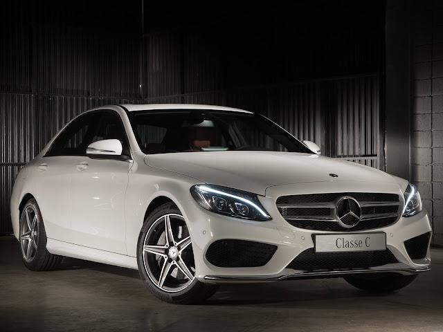 Mercedes Classe C para Pessoa com Deficiência