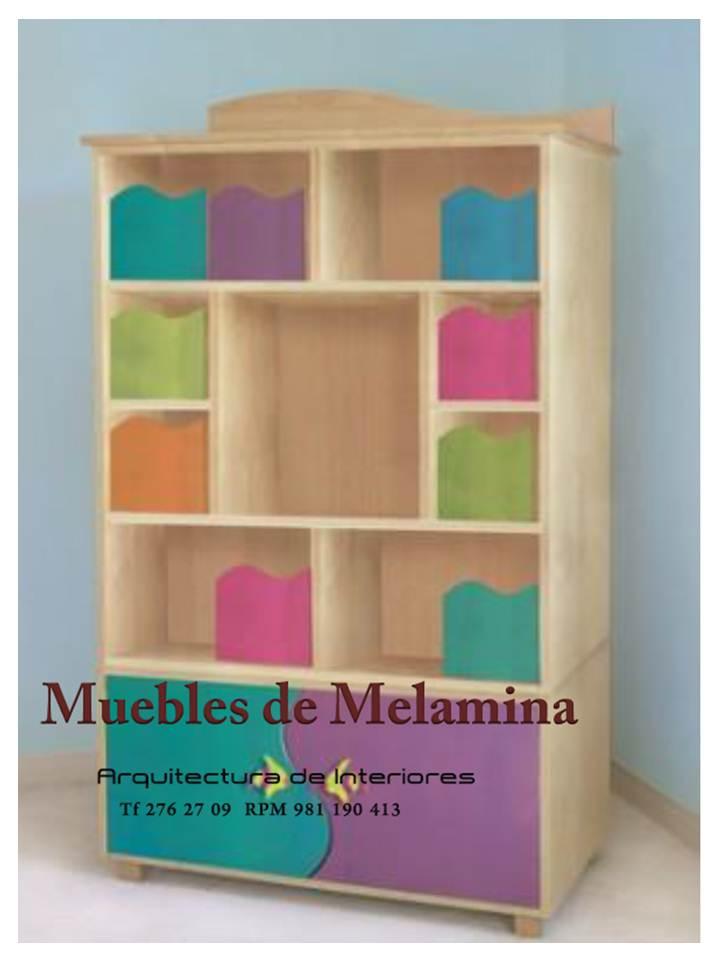 Muebles dise os y proyectos libreros para ni os for Muebles de diseno para ninos
