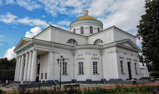 Белая Церковь. Спасо-Преображенский собор